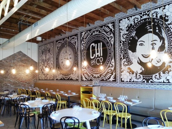 Inside Chi and Co