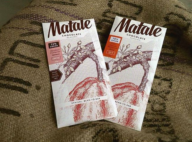 Matale Chocolate bars