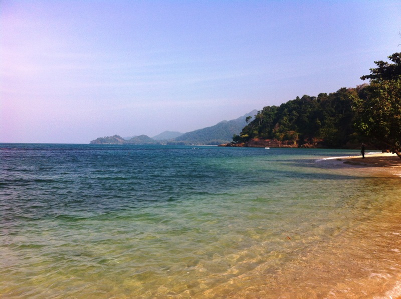 Idyllic Kai Bae Beach, Koh Chang