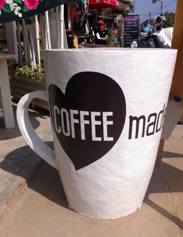 Coffee on Koh Chang
