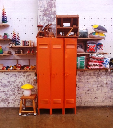 Coveting all the kids things at Koskela
