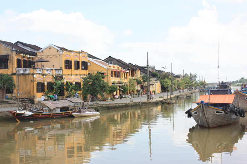 Hoi An - great for families