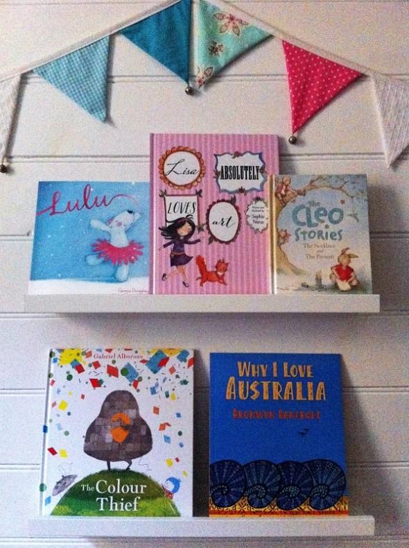 Kids books we love - August