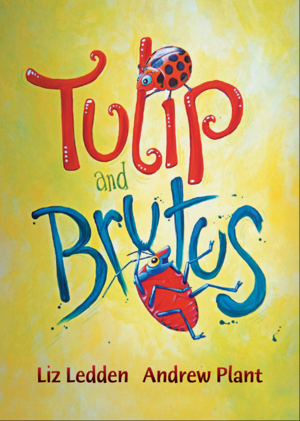 Tulip and Brutus by Liz Ledden